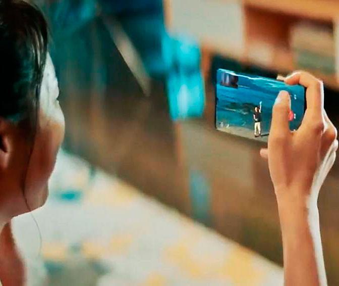 Huawei videollamadas