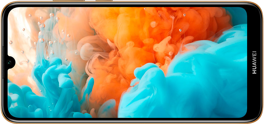 Huawei y6 2019 Pantalla Caracteristicas