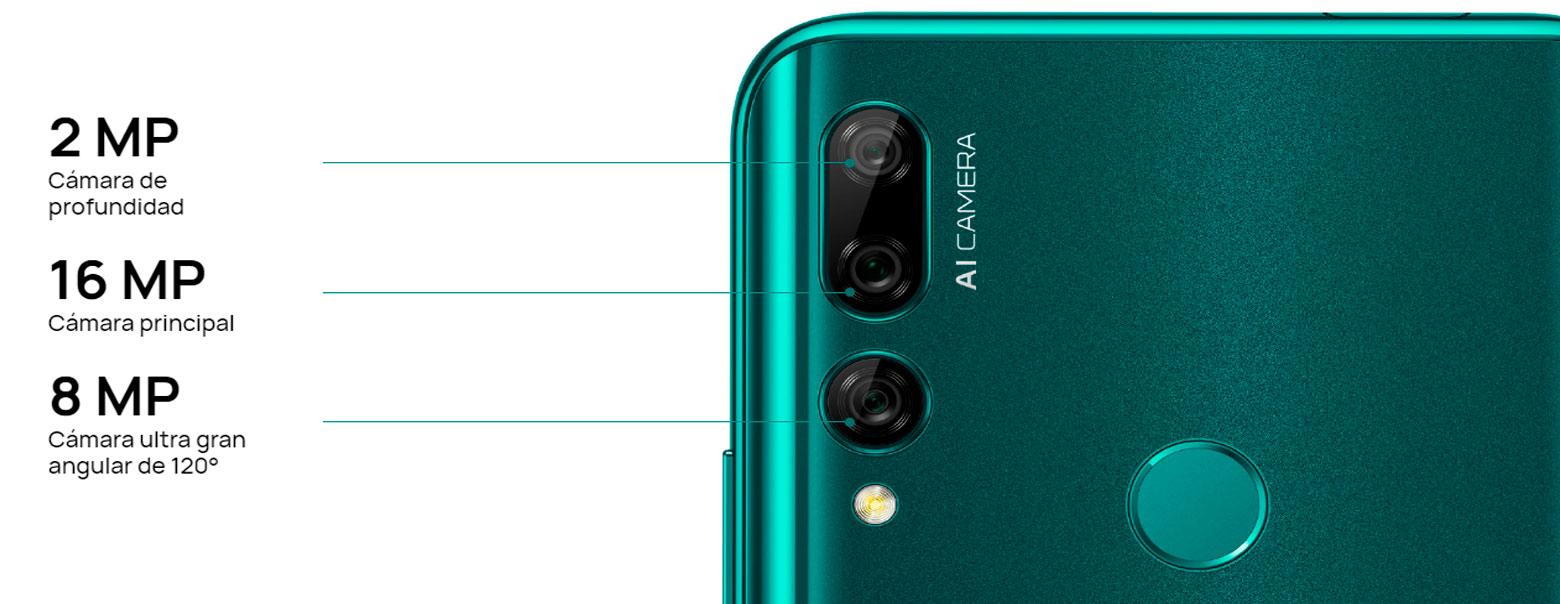 Huawei Y9 Prime Triple Camara