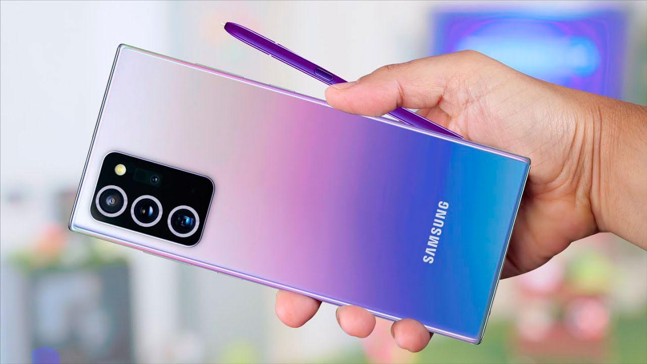 Samsung Galaxy Note Ultra caracteristicas