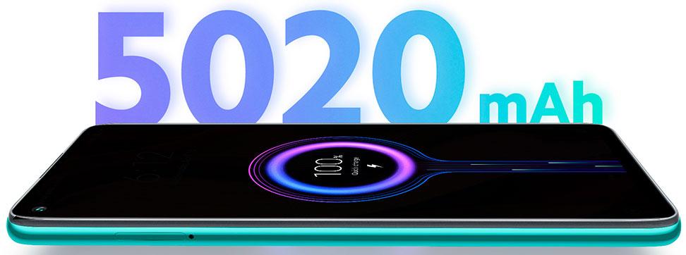Redmi Note 9 - Duracion de bateria